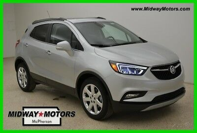 2019 Buick Encore Essence 2019 Essence New Turbo 1.4L I4 16V Automatic FWD SUV Moonroof OnStar