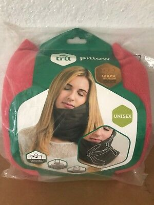 Trtl Pillow -Scientifically Proven Super Soft Neck Support Travel Pillow – Mach
