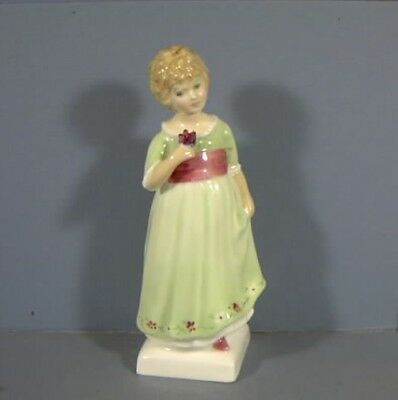 "5.5"" Figurine, Titled, Tess, HN2865, By Royal Doulton, COPR.1977, Estate Col"