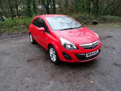 Vauxhall Corsa 1.0 i ecoFLEX 12v Excite 3dr ONE OWNER FROM NEW 2014 (64 reg)