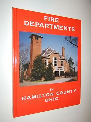Fire Departments in Hamilton County Ohio by Eddie Bilkasley - Hardcover 2009