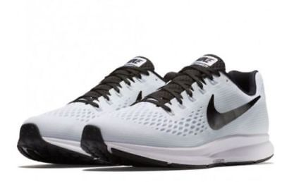 4749da6a4006 Men s Nike Air Zoom Pegasus 34 TB White  Black 887009-100 Running Sneakers  SZ