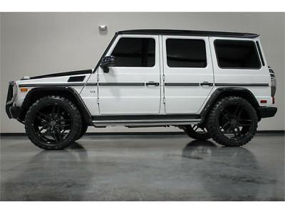 """2015 G-Class NIGHT STAR EDITION 2015 MERCEDES BENZ G550 NIGHT STAR EDITION NEW 22"""" WHEELS 1 OF ONLY 100 MADE WOW"""