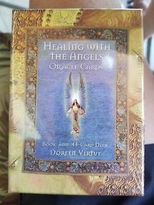 Healing with the Angels Oracle Cards; NIB