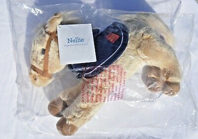 Wells Fargo 2015 Nellie Pony Collectible New In Sealed Bag