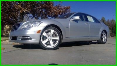 2012 Mercedes-Benz S-Class S 550 2012 S 550 Used Turbo 4.7L V8 RWD Sedan Premium Luxury Heated and cooled Seats