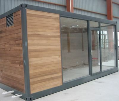 New Detachable 4mx2.2mx2.3m Container House Home Office Hotel Shipped by Sea