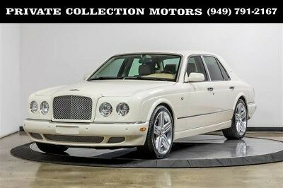 2005 Bentley Arnage  2005 Bentley Arnage R Clean Carfax Original Miles Well Kept