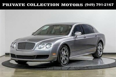 2006 Bentley Continental Flying Spur  2006 Bentley Continental Flyingspur 20 Wheels 36k miles 4 Place Seater