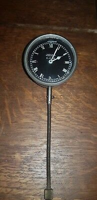 Montre Ancienne Voiture Jaeger 8 Jours Swiss Made. Old Jaeger 8 Days Car Watch
