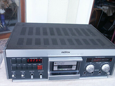 High-End Kassettendeck Revox B710, Studer 710
