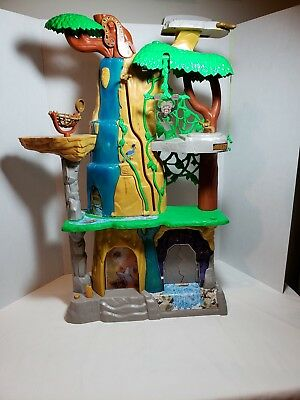 The Lion Guard Training Lair Playset just play disney - no figures