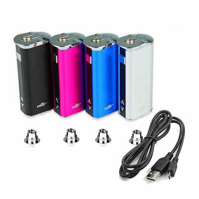 2019 eLeaf iStick 30w Battery Mod Starter KIT with Charger and Connector #RR-EL3