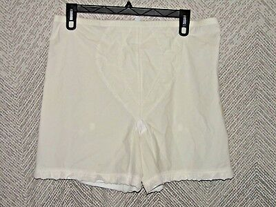 f34fe8f656 Playtex I Can t Believe It s A Girdle Nylon Spandex Lace Pinup Panty .