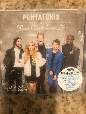 Pentatonix - That's Christmas to Me [New CD] Deluxe Edition