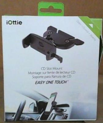 NEW iOttie HLCRIO123RT Easy One Touch Mini CD Slot Car Mount Holder Cradle