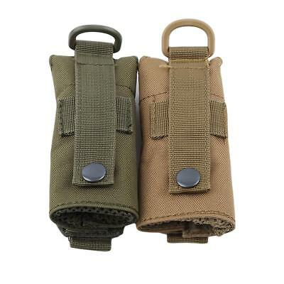 Tactical Amry Gear Military Molle Drink Water Bottle Bag Kettle Pack Pouch JJ