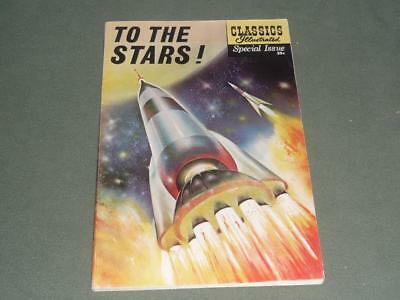 To The Stars Comic 1961 Classics Illustrated Special Issue No 165A