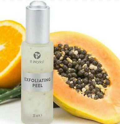 Exfoliating Peel It Works exfoliant visage
