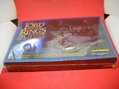 LOTR: Lord of the Rings: In the Clutches of Shelob box set: NIS