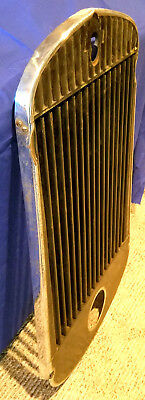 1930 1931 Chevrolet NOS Early Take Off Winter Grill cover Rare
