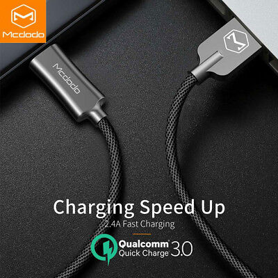 Type-C USB-C QC 3.1 FAST Charger Charging Cable F Samsung Galaxy S10+ Note 9 S9