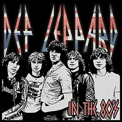 Def Leppard - In The 80's [New CD]