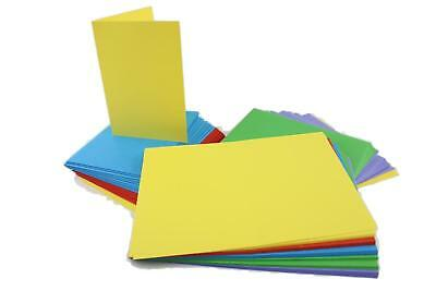 Craft UK C6 A6 Color Brillante Sobres y Tarjetas