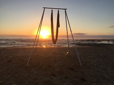 Aerial Rig,Aerial Stand,Yoga ,Pilates,Fitness,Inversion Swing,Yoga Hammock Stand