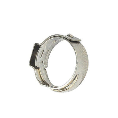 Steel Clamp Cinch Rings Crimp Pinch Fitting ASTM F2098 F2159 Pipes Accessories