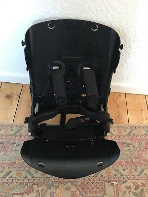 Bugaboo Bee 3 Seat Unit Including Harness - Excellent Condition