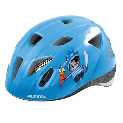 Alpina Kinder-Fahrradhelm ALPINA XIMO Gr. 49-54 cm, pirate