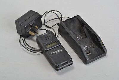Early 1990s' Motorola Cellular Mobile Telephone & Accessories. Ref EOQ