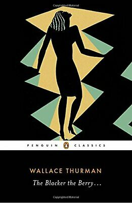 The Blacker the Berry (Penguin Classics) by Thurman, Wallace Book The Cheap Fast