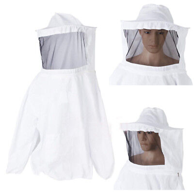 Jacket Bee Pull Suit Cotton Protective Equipment Protecting Smock Hat Veil Face