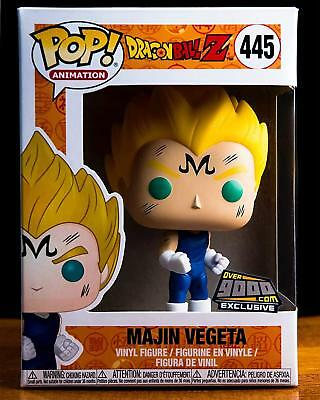 POP! Animation - Dragon Ball Z Majin Vegeta #445 (Over9000.com Exclusive)