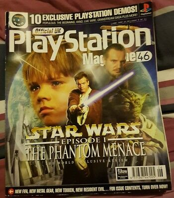 Official UK Playstation Magazine Issue 46 June 1999