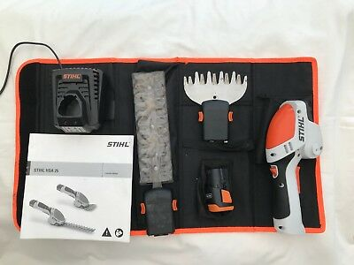 STIHL HSA 25 Cordless Shrub & Grass Shears.   Hedge Cutters/Trimmers Topiary