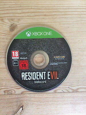 Resident Evil Biohazard for Xbox One *Disc Only*