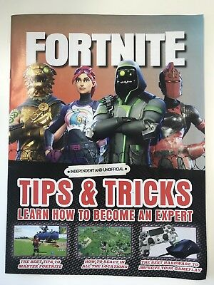 NEW -  FORTNITE MAGAZINE 2018 - Tips And Tricks, Become An Expert