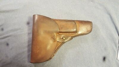 Military Holster, Yugo. M57 Pistol Leather