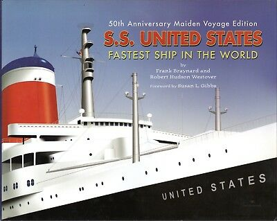 """S.S. UNITED STATES: Fastest Ship in the World"" - NAUTIQUES sHiPs WORLDWIDE"