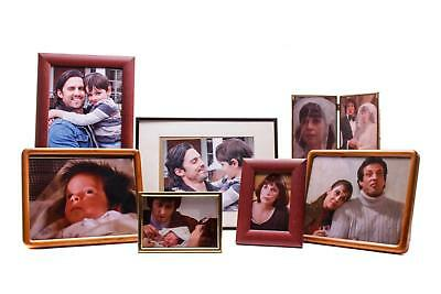 Creed 2 Rocky Sylvester Stallone Production Used Living Room Family Photo Set
