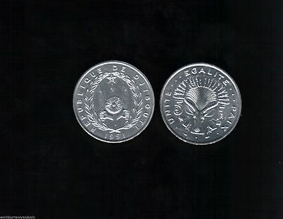 WEST AFRICAN STATES 1 FRANC KM8 1977 ANTELOPE UNC MONEY COIN LOT X 100 PCS WAS