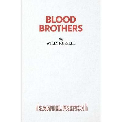 Blood Brothers: A Musical - Book, Music and Lyrics (Acting Edition) Willy Russel