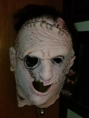 Leatherface Face Mask 2003 The Texas Chainsaw Massacre Trick Or Treat Studios