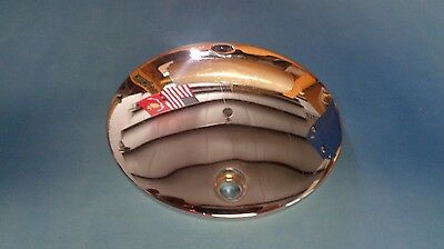 Harley Davidson  2 Hole Timing Timer Cover Chrome