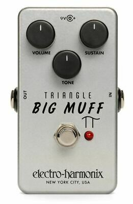 Electro-Harmonix Triangle Big Muff Pi Distortion / Sustainer effects pedal