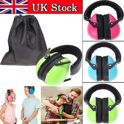 Baby Ear Earmuffs Noise Cancelling Headphones For Kids Hearing Care Protection