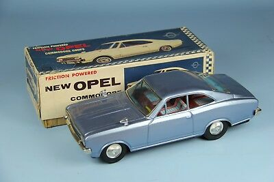 Alt, Blech, Japan, Opel Commodore Coupe, OVP